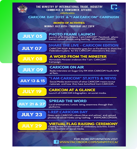 updated events